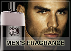 Click to Shop Men's Fragrances